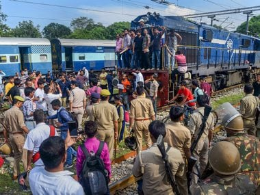 Bharat Bandh against SC/ST Act: Upper-caste protesters stop trains, block highways across North India