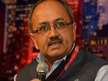 File photo of UP minister Sidharth Nath Singh. PTI