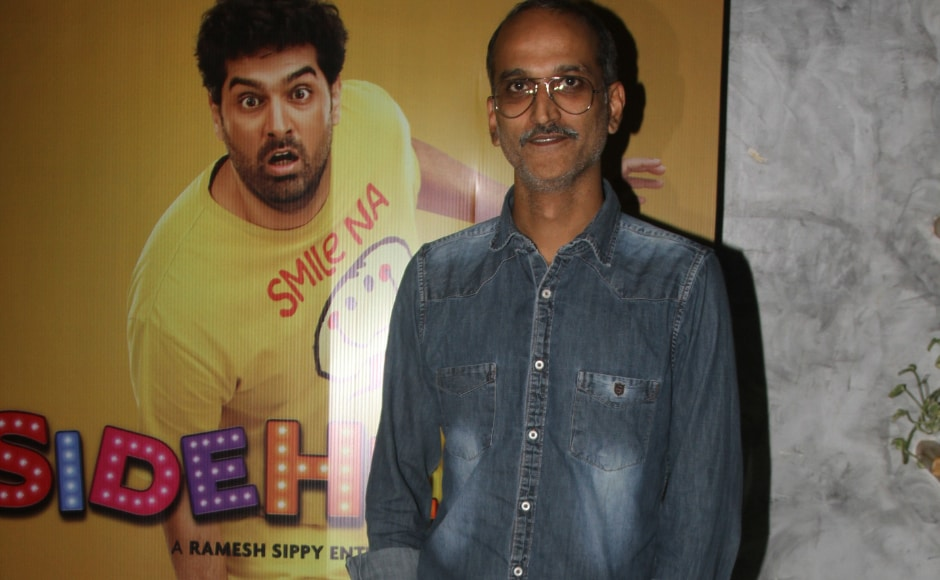 Director Rohan Sippy at the special screening of Eros Now's first original show 'Side Hero'