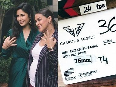 Katrina Kaif records #NoFilterNeha episode; filming for Charlie's Angels begins: Social Media Stalkers' Guide