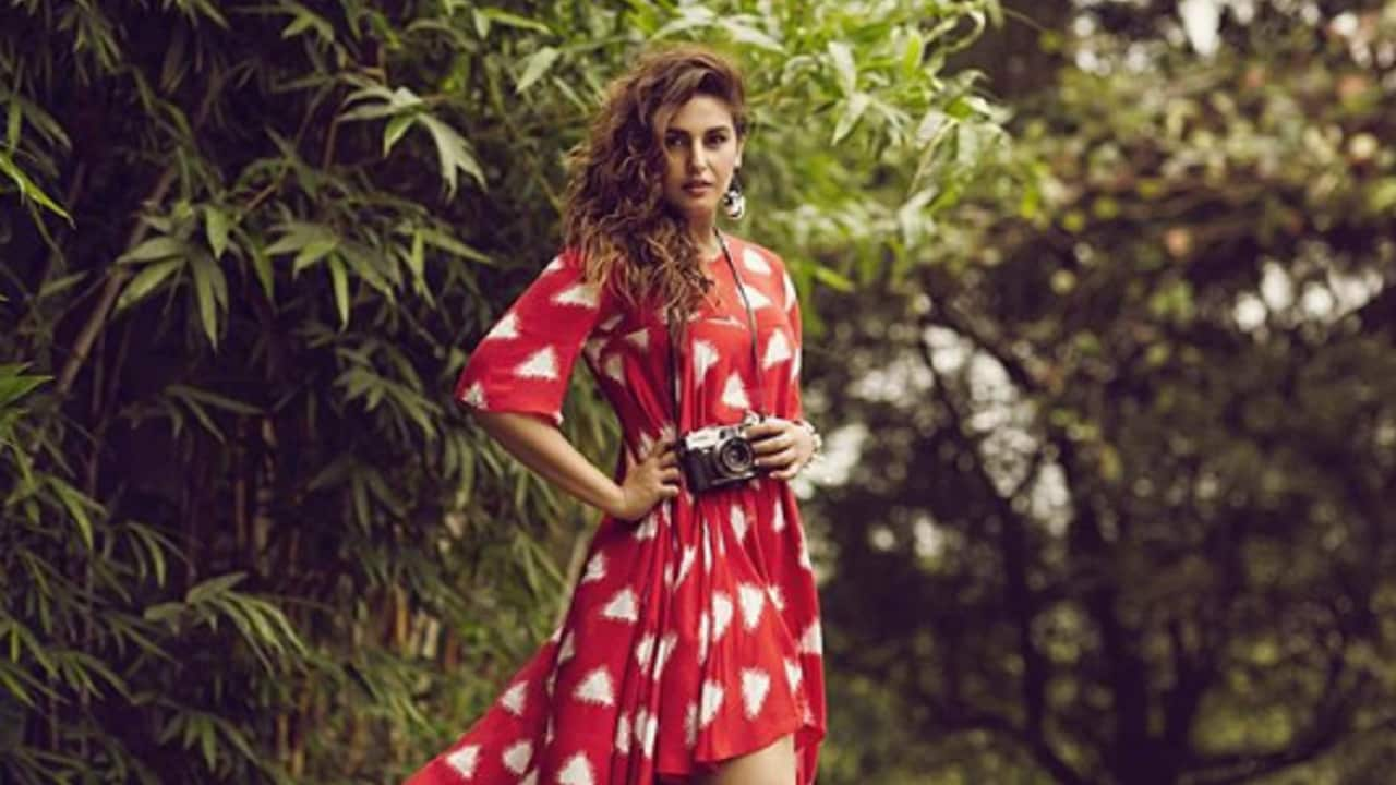 Huma Qureshi on dabbling with diverse genres: It helps you get better with your craft and grow as an actor