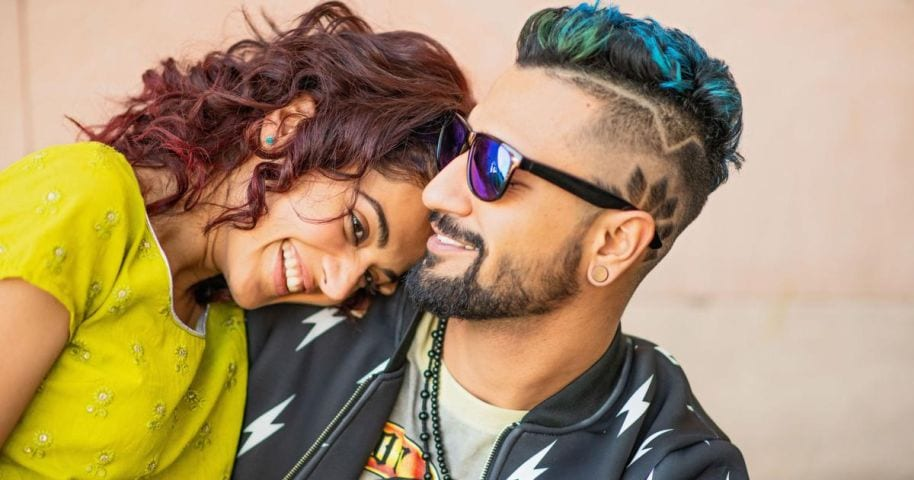 Taapsee Pannu and Vicky Kaushal in a still from Manmarziyaan