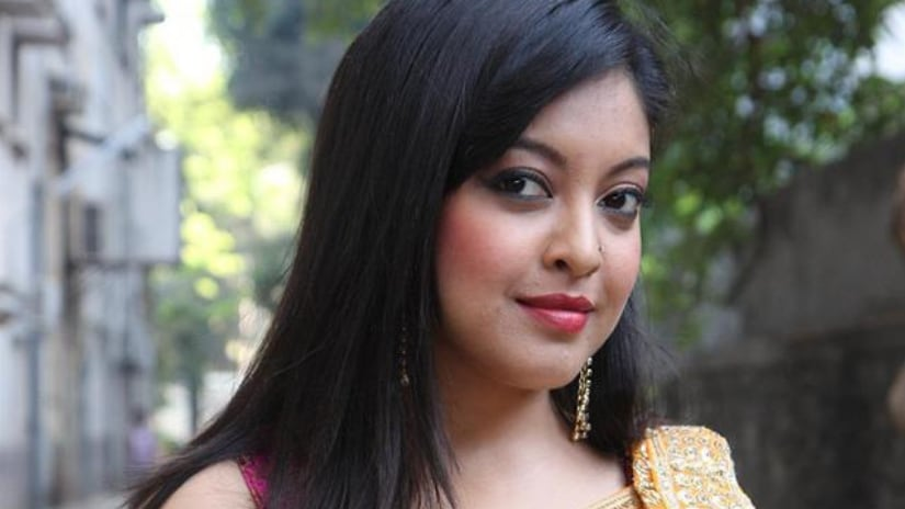 Tanushree Dutta. Facebook