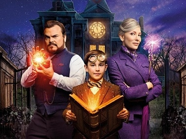 The House With A Clock In Its Walls movie review: Cate Blanchett, Jack Black's magic is lost on this film