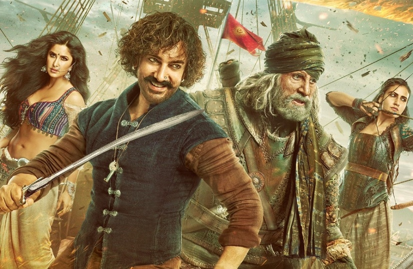 Thugs of Hindostan poster. Image via Twitter/YRF