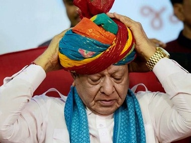 File photo of Shankersinh Vaghela. PTI