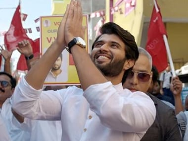 NOTA movie review: Vijay Devarakonda is riveting in a political drama devoid of commercial trappings