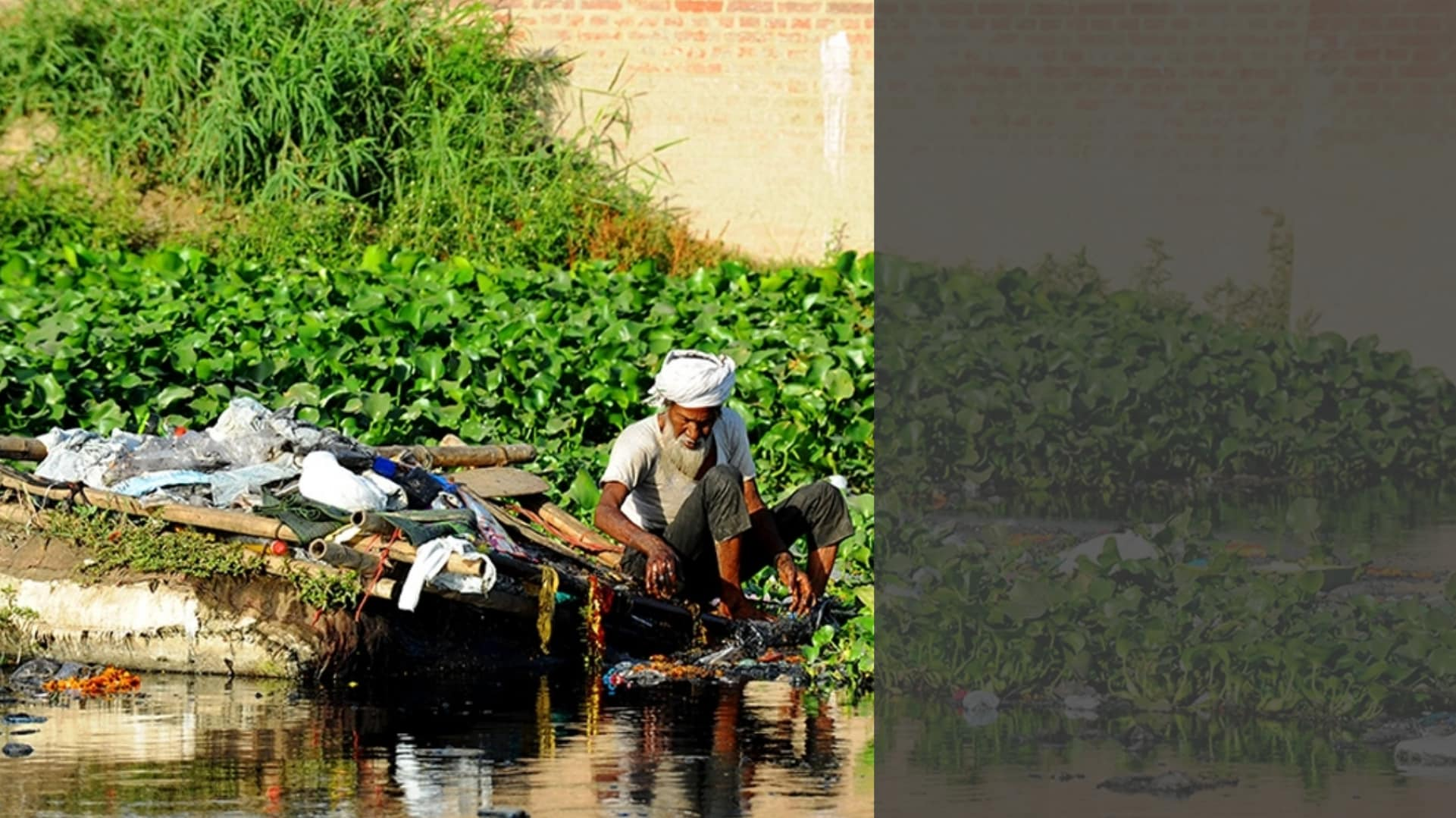 The Yamuna: Delhi's worshipped — and abused — river