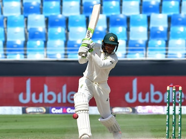 File image of Usman Khawaja. AFP