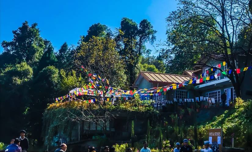 The two-day festival called Himalayan Echoes is held at Abbotsford, a 145-year-old heritage homestay property in Nainital. All images courtesy of the author.