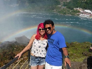 Indian Couple Who Fell Off Cliff At Yosemite National Park