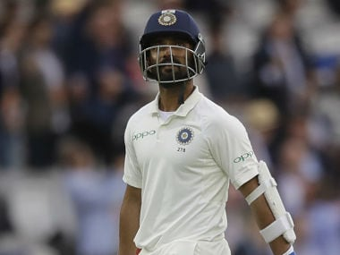 India vs West Indies: Ajinkya Rahane disappoints yet again as visitors reach 89/3 at lunch on Day 1 of warm-up clash against West Indies A