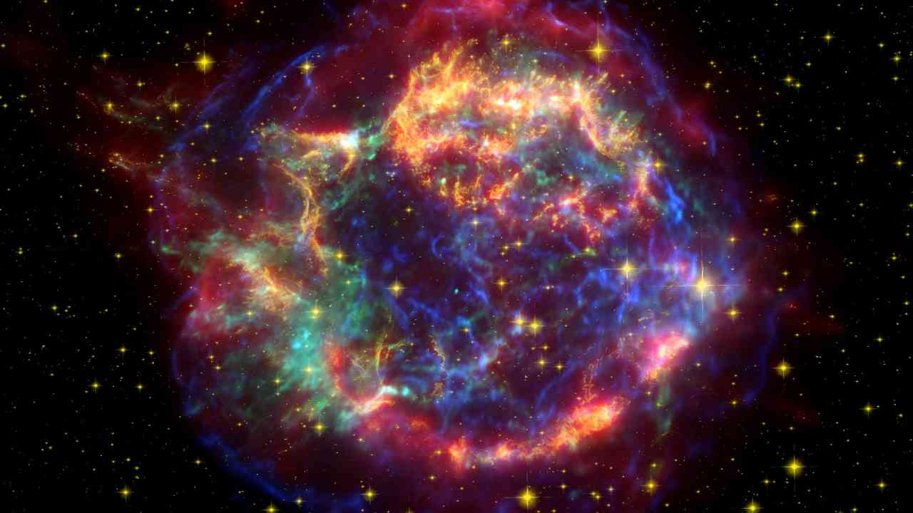 Scientists find 1,800 supernovae, may help measure the rate the universe expands