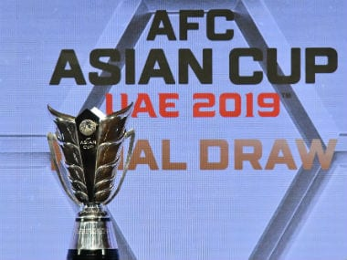 Asian Cup 2019: AFC to allow fourth substitute at quadrennial tournament if matches go to extra time