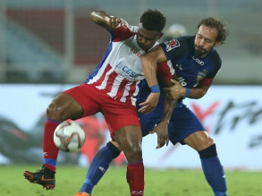 ISL 2018-19: Steve Coppells ATK edge past defending champions Chennaiyin FC to register first home win of season