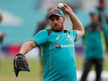 India vs Australia: Aaron Finch says one-day team's batsmen under pressure to keep places in squad ahead of upcoming series