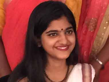 Women protesting SC verdict on Sabarimala are living in utter slavery of patriarchy, says student activist Abhirami