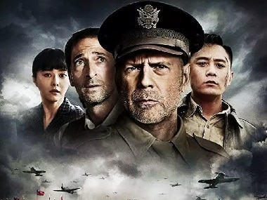 Release of Fan Bingbing, Bruce Willis' WWII thriller Air Strike cancelled in wake of Chinese star's tax evasion charges