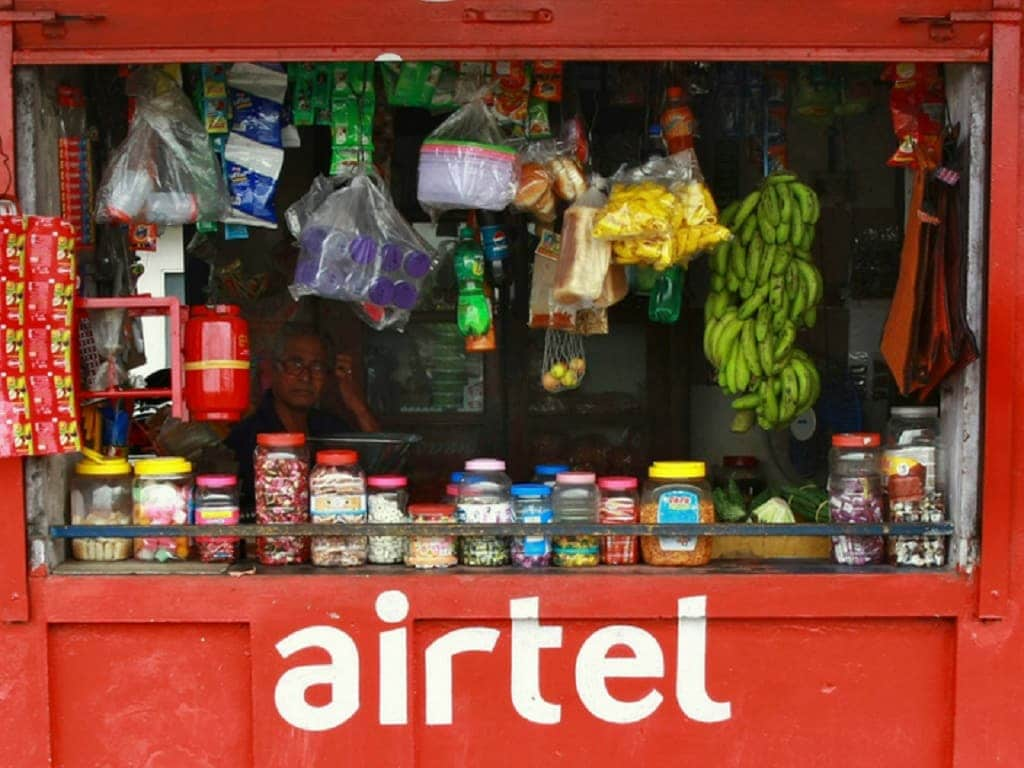 Airtel India says that it lost 5 7 crore mobile customers in