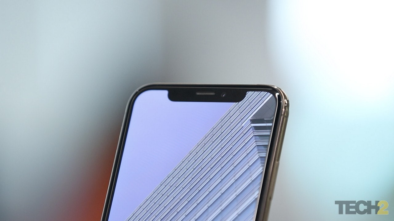 IPhone without a notch above screen planned for 2021