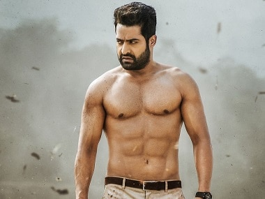 Jr NTR on Aravindha Sametha: What I love about the film is it doesn't glorify war but focuses on its aftermath