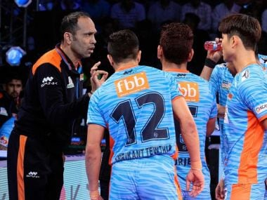 Bengal Warriors will look for third straight win at home when they take on Dabang Delhi. Image Courtesy: PKL