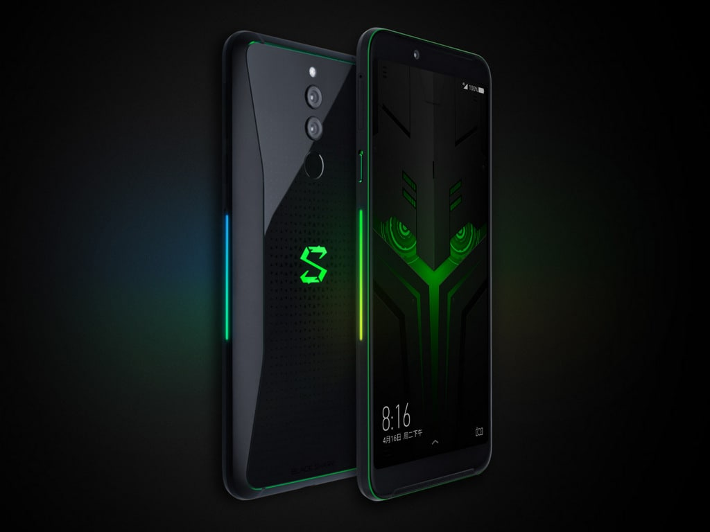The Xiaomi Black Shark Helo. Image: Xiaomi China