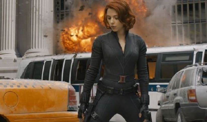 Scarlett Johansson to reportedly earn  mn for Marvels stanadlone Black Widow film