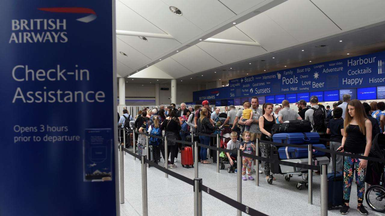 British Airways shows hackers to have stolen data of a total of 4,29,000 customers