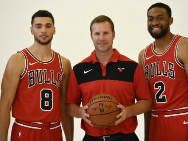 The Chicago Bulls missed the playoffs for the second time in three years last season and finished with their worst record in a decade-and-a-half. AP