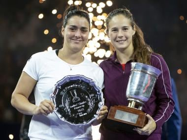 Kremlin Cup: Teary Daria Kasatkina beats Tunisian qualifier Ons Jabeur in tough three-setter to clinch title