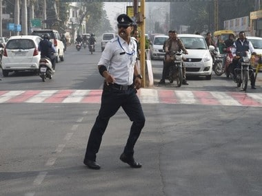 5 times Indian traffic police outperformed themselves