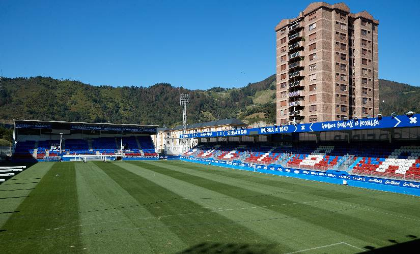 LaLiga: Surrounded by monsters and mountains, tiny Eibar look towards Indian fans for support