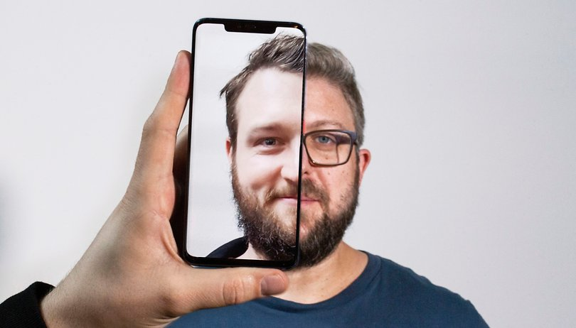 Two people with similar features were able to repeatedly unlock the Mate 20 Pro. Image: Android Pit