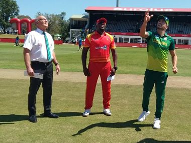 Highlights, South Africa vs Zimbabwe, 3rd ODI at Paarl,  Full Cricket Score: Hosts win by 4 wickets
