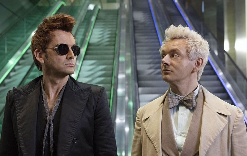Neil Gaiman takes dig at petition signed by Christian group asking Netflix to cancel Amazons Good Omens