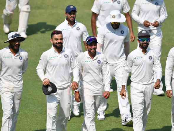 India v West Indies, 1st Test, Stats review: From India's biggest Test win to Prithvi Shaw's record-breaking debut