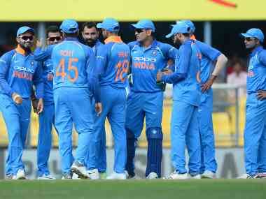 India vs West Indies: Hosts announce unchanged 12-man squad for 2nd ODI at Visakhapatnam