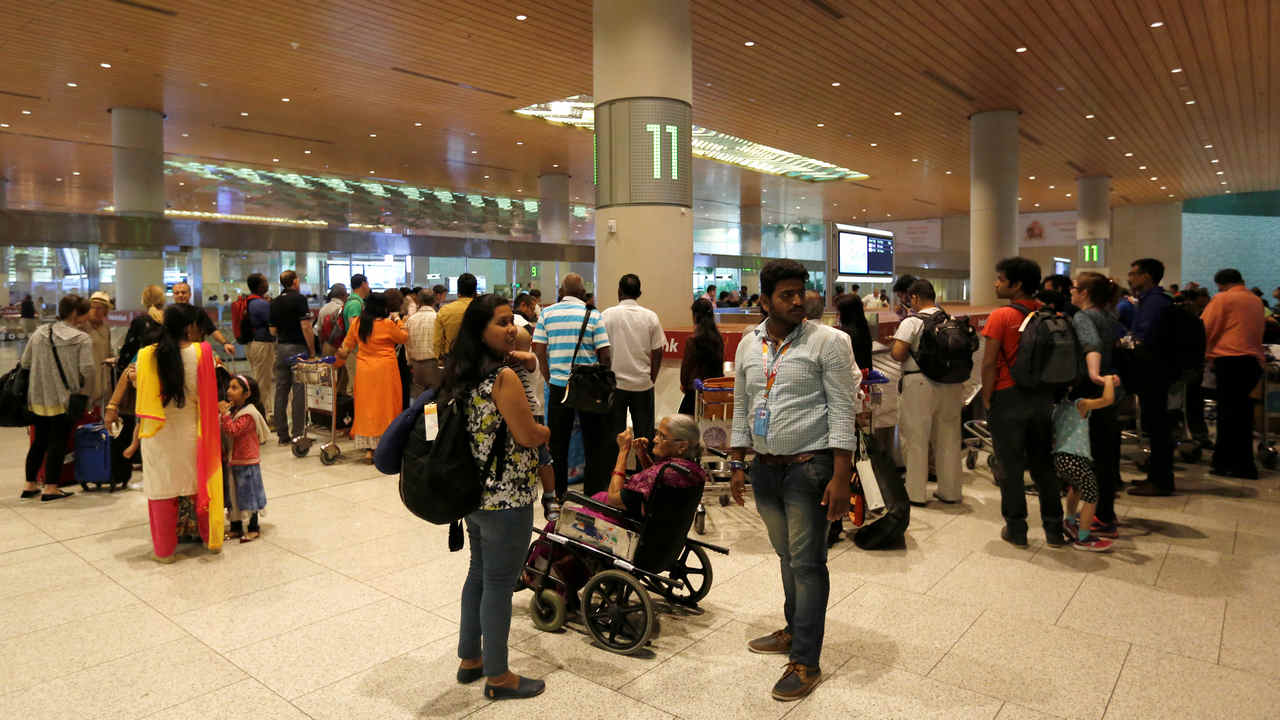 Indian airports to get facial recognition tech to cope with the surge in passengers