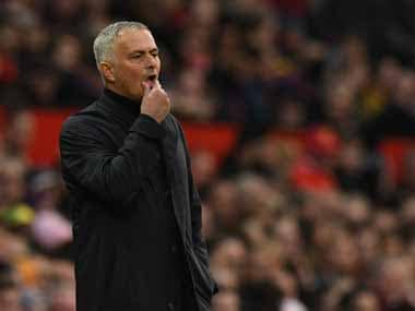 Jose Mourinho has had a difficult start to the season, with United putting in a string of underwhelming performances at home. AFP