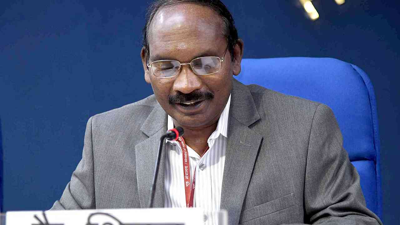 ISRO chief K.Sivan says India is not at all poor when defending the space program