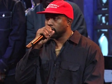 Kanye West goes on pro-Trump rant after SNL; Chris Evans hits out at rapper's 'terrifying' MAGA tweet