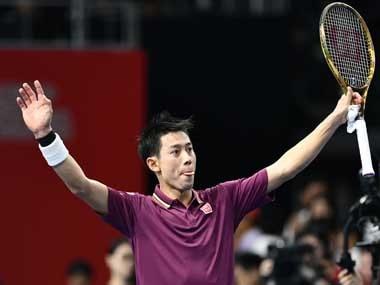 Japan Open: Two-time winnner Kei Nishikori makes light work of eighth seed Richard Gasquet to reach final