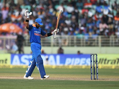 India vs West Indies: Virat Kohli has redefined consistency, Twitter reacts as Indian captain shatters records in Vizag