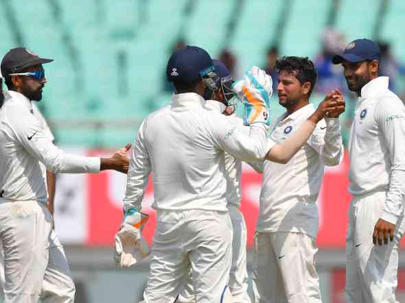 India vs West Indies: Kuldeep Yadav's journey from Lord's debacle to five-wicket haul at Rajkot