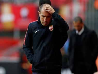 Ligue 1: AS Monaco sack title-winning manager Leonardo Jardim after losing five out of opening nine matches