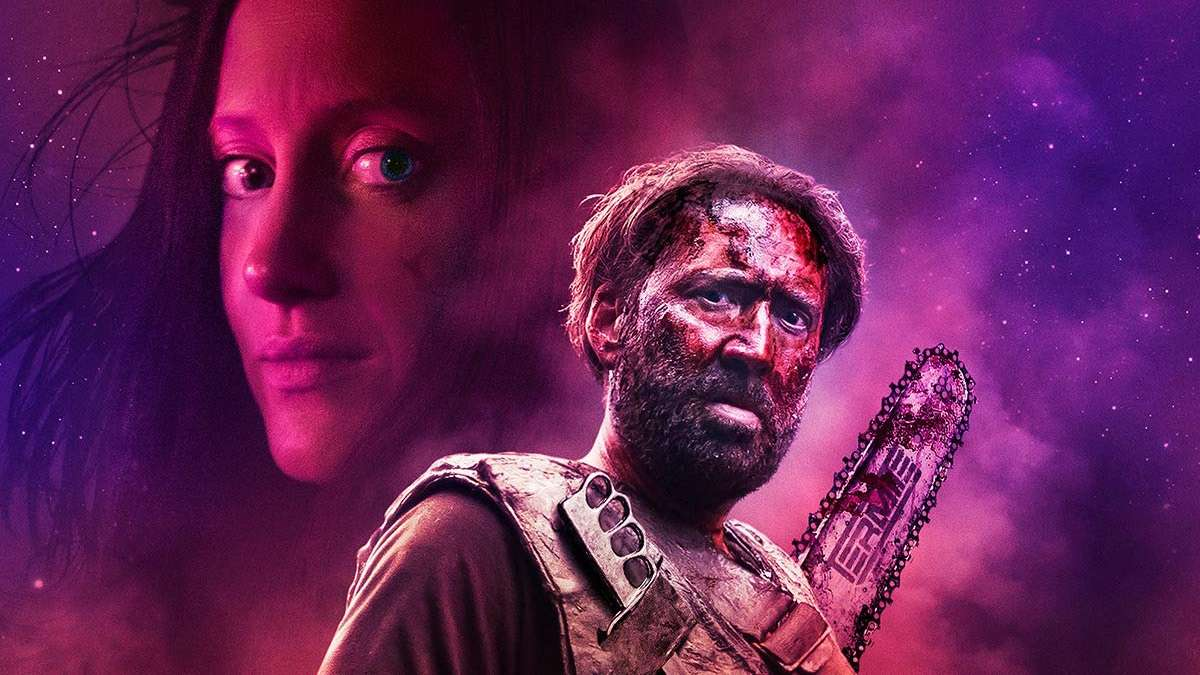 Mandy movie review: A hallucinatory revenge thriller with Nicolas Cage Unhinged™ like never before - Entertainment News , Firstpost