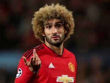 Premier League: Manchester United reach agreement with Shandong Luneng for transfer of Marouane Fellaini