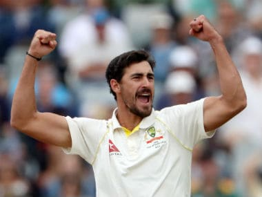 India vs Australia: Former pacer Mitchell Johnson offers to help Mitchell Starc rediscover rhythm ahead of second Test