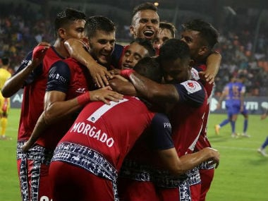 ISL 2018-19: Jamshedpur FC show glimpses of Spanish flair against sedate Mumbai City FC to register first win
